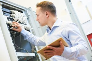MPLS Engineer looking at computer server network and infrastructure inc VMWare whilst offering onsite support