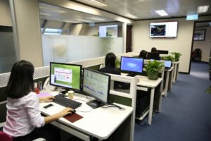 IT Services desks