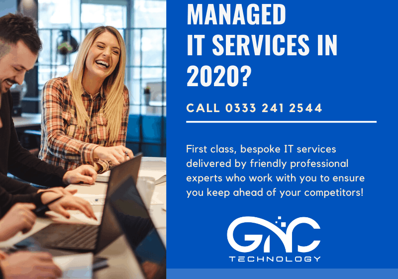 Looking for Managed IT Services