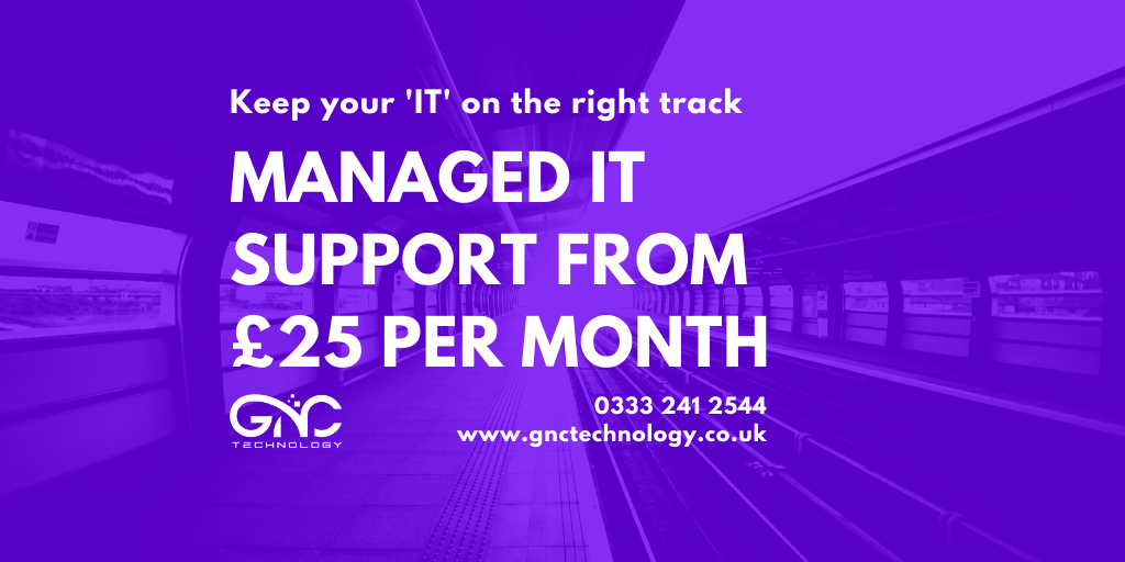 kEEP YOUR it ON THE RIGHT TRACK
