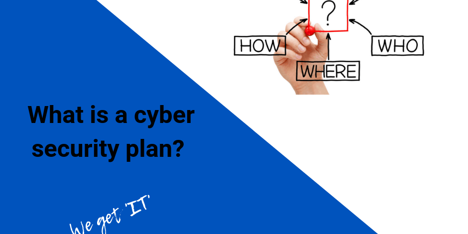 What is a cyber security plan